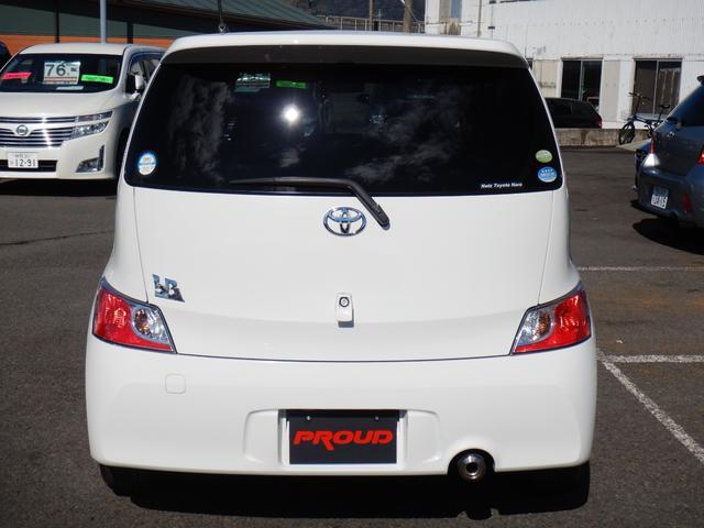 トヨタbBの画像17