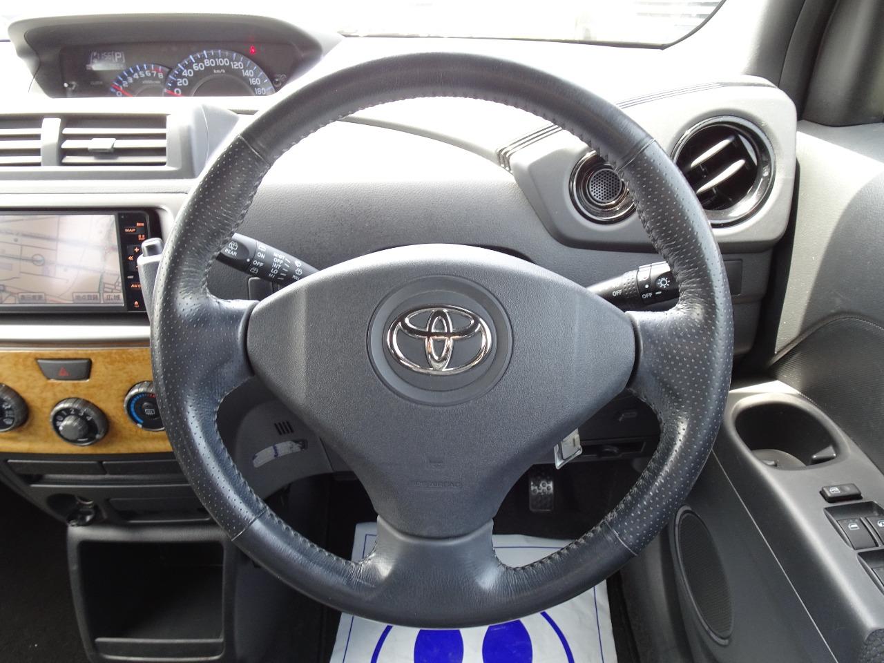 トヨタbBの画像8