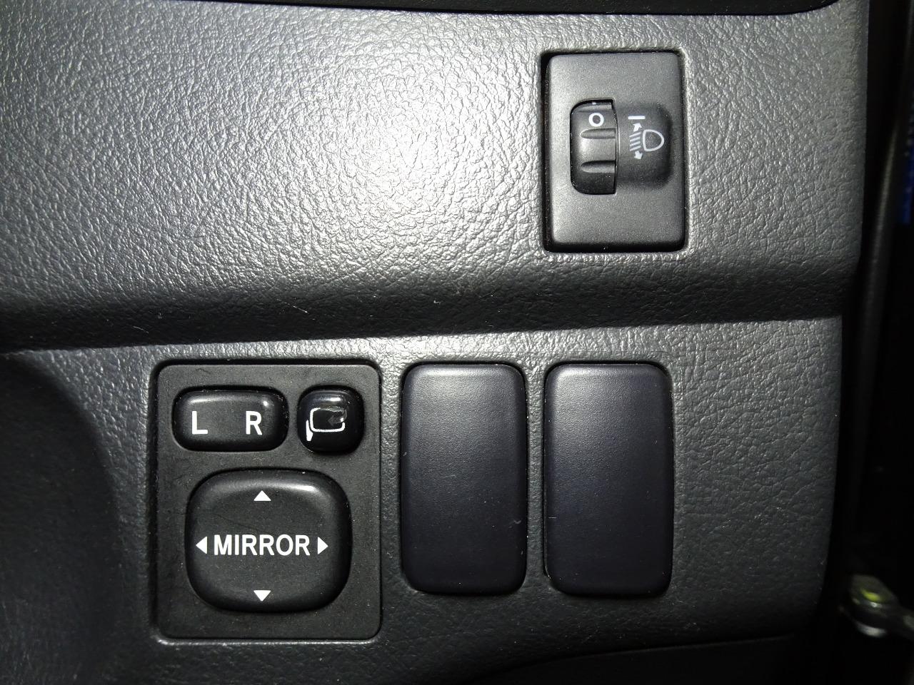 トヨタbBの画像16