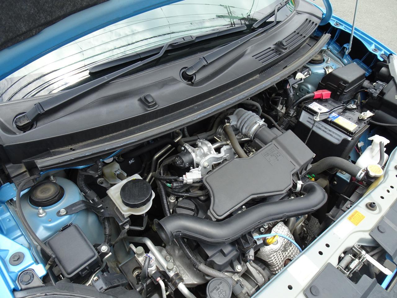 トヨタパッソの画像11